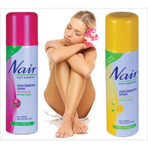 Nair Hair Removal Spray