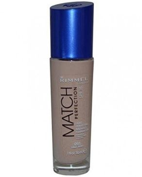 Rimmel London Match Perfection Foundation SPF18 - Golden Honey