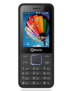 "QMobile D1 - 2.4"" - Smart Camera - Black"