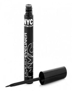 NYC 887 - Liquid Eye Liner - Black