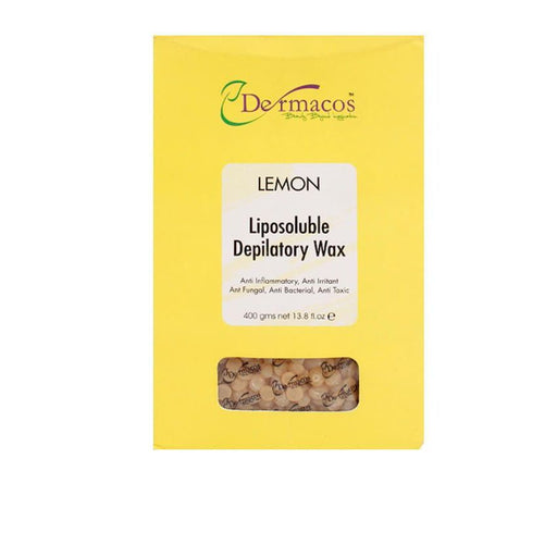 Dermacos Lemon Liposoluble Depilatory Wax
