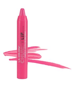 L.A Colors Chunky Lip Pencil - Baby Pink