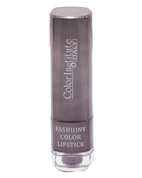 Color Institute Fashiony Black Lipstick in Black Case - Shade 3
