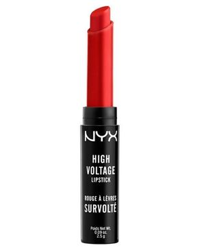 NYX Cosmetics High Voltage Lipstick - Hollywood