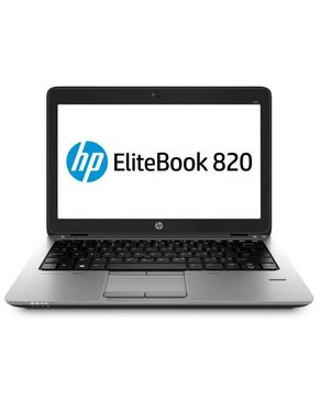 HP Elitebook 820 G2  Core i7 5th Generation - Silver & Black