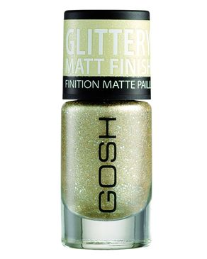 Gosh Frosted Nail Lacquers - 02 Frosted Gold