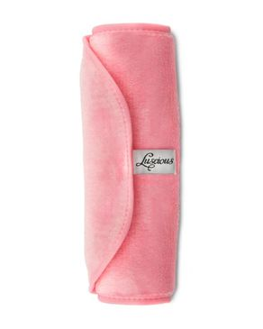 Luscious Clean Smoothie - Makeup Remover Cloth - Pink