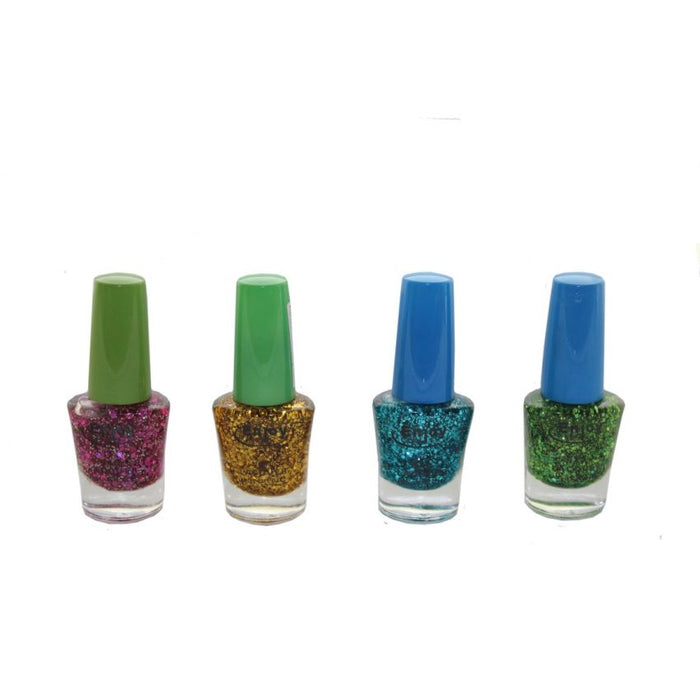 Pack Of 4 Nail Polish