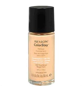 Revlon Color Stay Makeup- True Beige Foundation For Combination/Oily Skin
