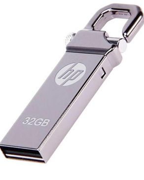 HP Original HP 32GB USB Flash Drive - Silver