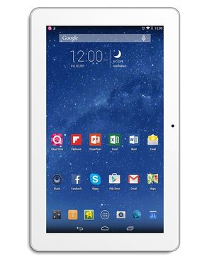 "QMobile V1 Tab - 7"" - 8GB HDD - 512MB - 1.3Ghz Quadcore - White"