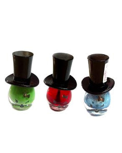Eyeshah's Pack of 3 - Nail Polish - Multicolor
