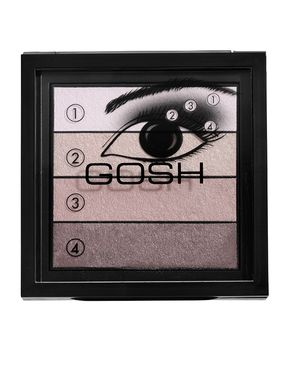 Gosh Smokey Eyes Palette - 03 Plum