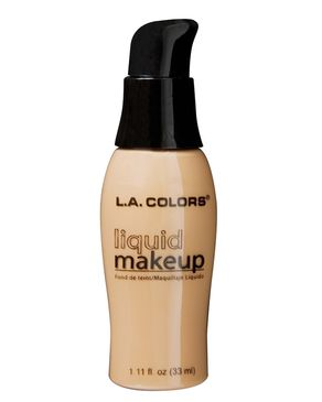 L.A Colors Pump Liquid Makeup Tan