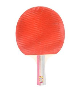 Let's Shop Set of Table Tennis Racket/Net and Balls - Multicolor