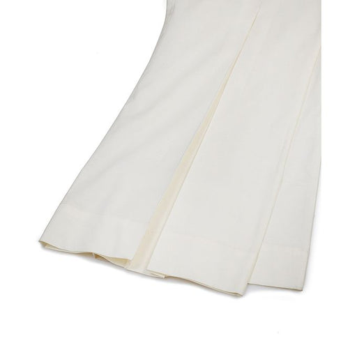 Tarzz Off-White Lawn Stitched Accessories Plain  Trouser