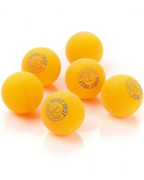 Sports Pack of 6 - Table Tennis Ball