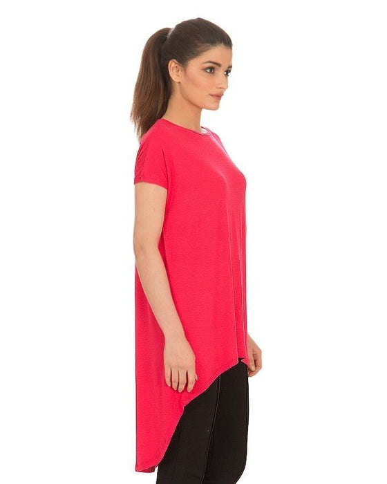 CrossRoads Dark Pink Women Top - CR00078