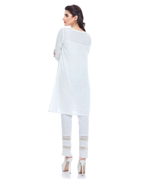 BEECHTREE Ready To Wear Shirt For Women White