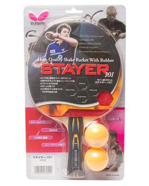 Butterfly Stayer 101 Racket