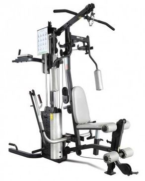 Magnum WNQ 518EC - Home Multi Gym - Black & Silver