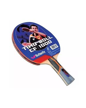 Butterfly Timo Boll CF 1000 - Table Tennis Racket - Red