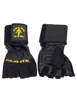 DH Sports Pack Of 3 - Wrist Wrap Lifting Gloves, Wrist Exerciser & Weight Lifting Gym Strap