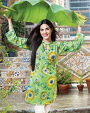 Gul Ahmed Green Spring/Summer 2017 Collection Single Printed Lawn-SL # 329 A