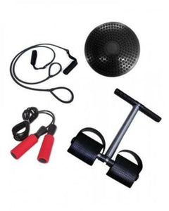 DH Sports Pack of 4 - Home Gym Exercise Package