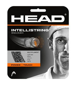 Intellistring 17 - Squash String Set - Yellow