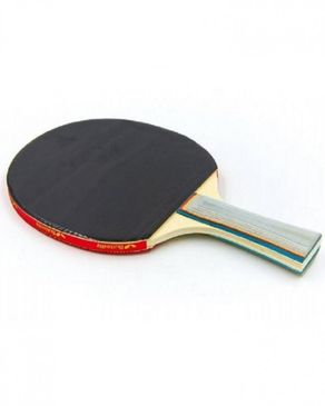 WAKABA-15280 - Table Tennis Racket - Red & Black
