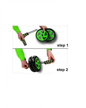 JR Sports Pack of 3 - Home Gym Exercise - Black & Green