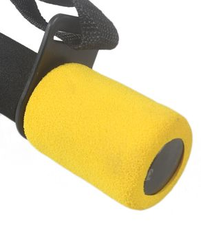 Hydro Fitness Pack of 2 - Soft Dumbells - 0.5 KG - Yellow & Black