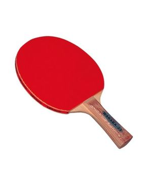 Wakaba 33 - Table Tennis Racket Set - Red