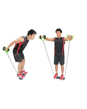 CM Revoflex Xtreme Exercise Tool - Black & Green