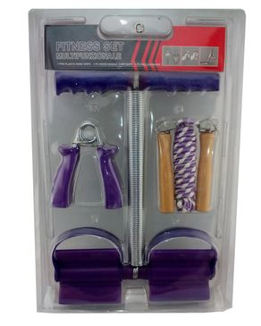 JR Sports Multipurpose Fitness Set