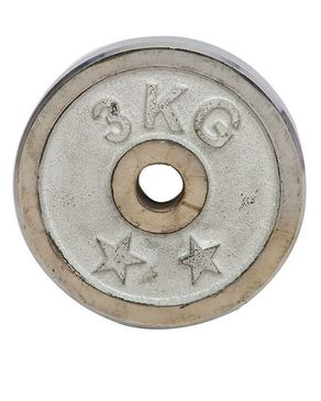 DH Sports Weight Plate - 3 Kg