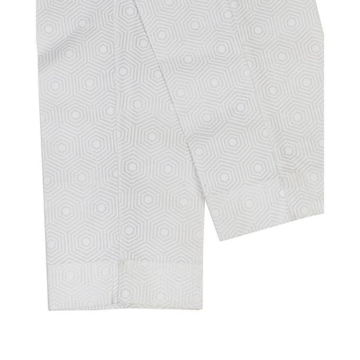 Tarzz White Lawn Stitched Accessories Printed  Trouser