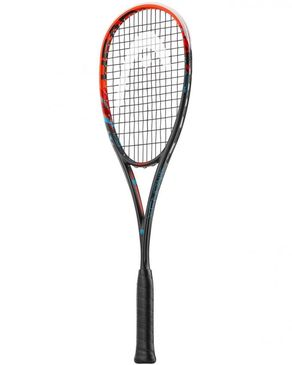 Graphene XT Xenon 135 - Squash Racket - Black
