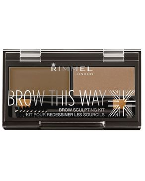 Brow This Way Brow Sculpting Kit - Blonde