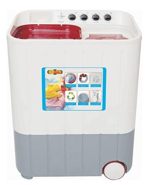 Super Asia Semi Automatic Twin Tub Washing Machine