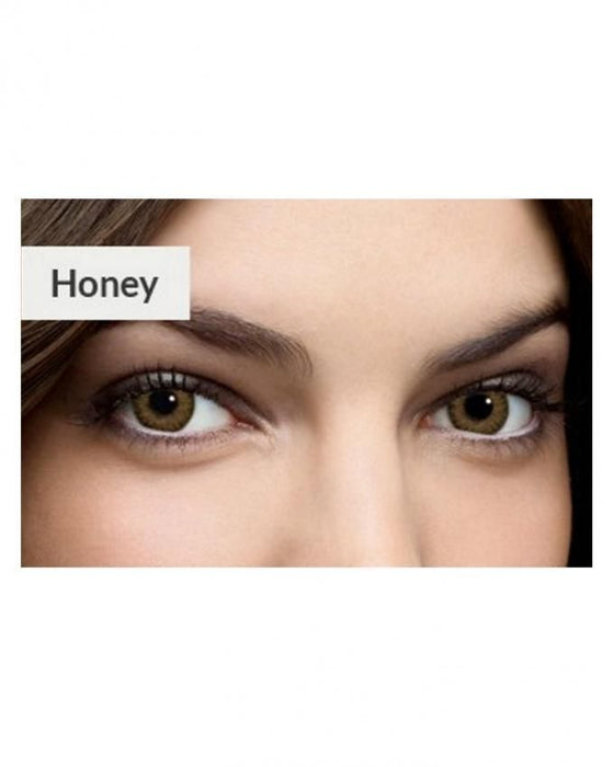 FreshLook Contact Lenses - Honey