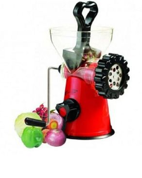 Chopper with Handy Meat Mincer