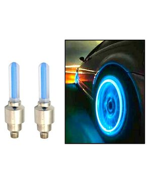 Easy Shop Pakistan Tyre LED Set Of 6Pcs for Car Bike Cycle