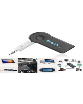 Flair Car A2DP Wireless Bluetooth Kit AUX Audio Music Receiver Adapter