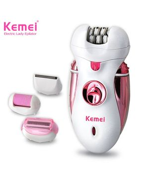 Kemei KM-290 Rechargeable Epilator