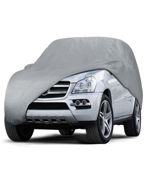 Car Body Cover for Prado & Land Cruiser - Grey