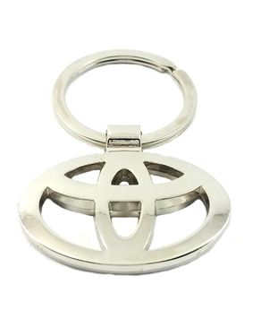 Easy Shop Pakistan Toyota Logo Car Key Chain