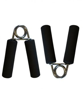 Hand Grip Exercise - Pair - Black