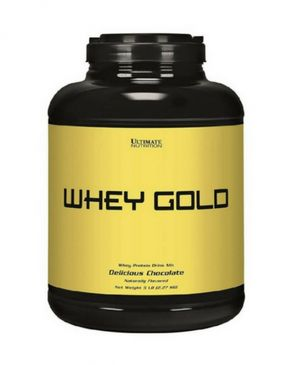 Ultimate Nutrition Whey Gold - 5lbs - Chocolate